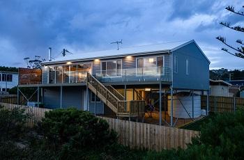 Hobart House Deck